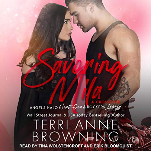 Savoring Mila cover art