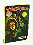 The Wide World - True Stories of Adventure, April (Apr.) 1928, No. 360, Vol. LX - The Mitimoni Man-Eaters