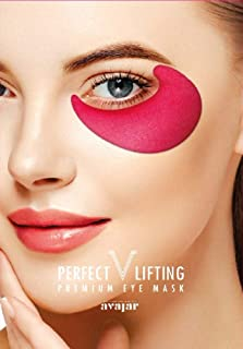 Avajar Perfect V Lifting Premium Eye Mask, 2 Sheets