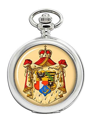 Liechtenstein Full Hunter orologio da tasca