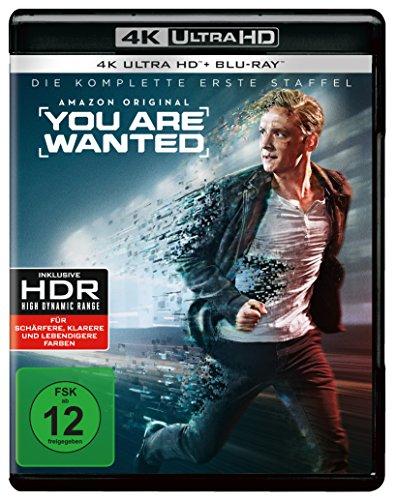 You Are Wanted - Die komplette 1. Staffel (2 Blu-rays 4K Ultra HD) (+ 2 Blu-rays 2D)