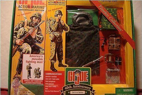barato y de moda GI Joe Action Marine 40th Anniversary  3 3 3 by G. I. Joe  promocionales de incentivo