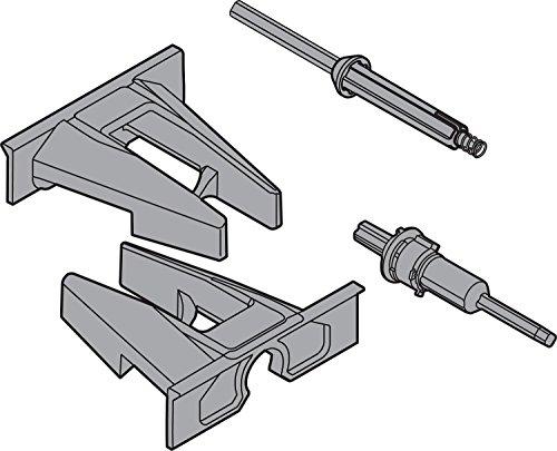 RONIN FURNITURE FITTINGS® BLUM TIP-ON Synchronisierung Ritzel-Set, für LEGRABOX und MOVENTO (T57.7400.01)