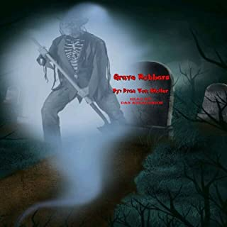 Grave Robbers audiobook cover art