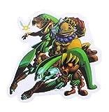 Just Funky Abysse Corp _ gifjfy030Nintendo–Gameboy Lufterfrischer x1, Mehrfarbig