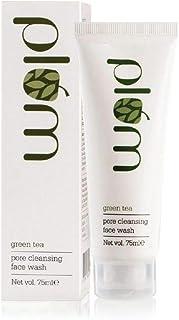 Plum Green Tea Pore Cleansing Face Wash, 75 ml, For Oily & Acne Prone Skin, Vegan Skin Care