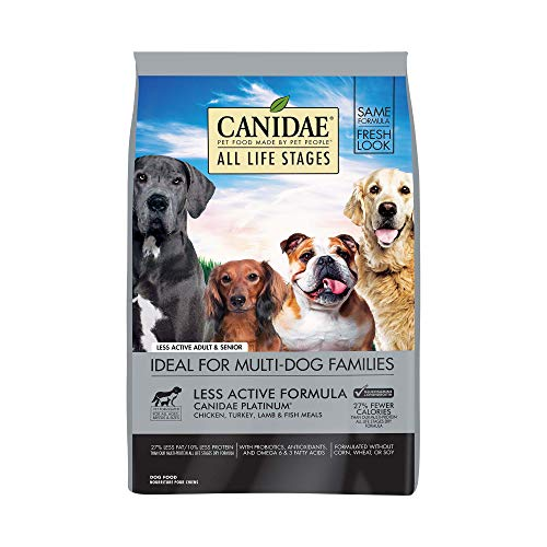 CANIDAE All Life Stages Platinum Dog Food