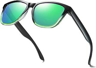 Brand Polarized Sunglasses For Women Men Gradient Colors Designer UV Protection E0717