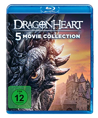 Dragonheart 1-5 [Blu-ray]