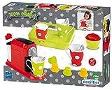 Jouets Ecoiffier – 2614 - Set Expresso: machine à café pour enfants + accessoires – 16 pièces – Dès 18 mois – Fabriqué en France