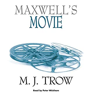 Maxwell's Movie audiobook cover art