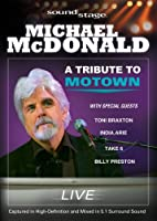 Tribute to Motown: Live [DVD]