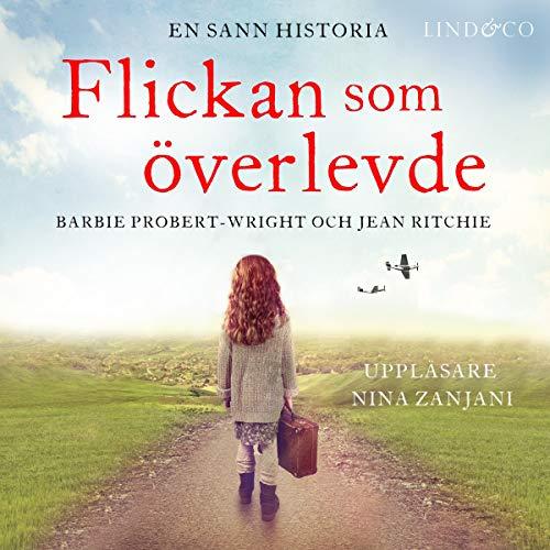 Flickan som överlevde cover art