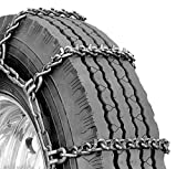 Security Chain Company QG2837 Quik Grip V-Bar Truck Single RS Tire Traction...