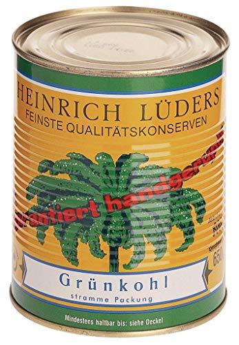 Lüders - Grünkohl - 850ml/ 750g