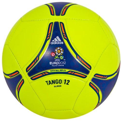 Adidas Euro 2012 - Pallone da calcio Tango Glider