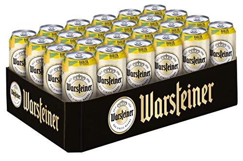 Warsteiner Radler Zitrone EINWEG 24 x 0.5 l Dose DPG