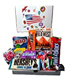 PACK GOURMAND snacks bonbon americain import etats unis box pas cher kit melange confiserie friandises americains nerds bonbons