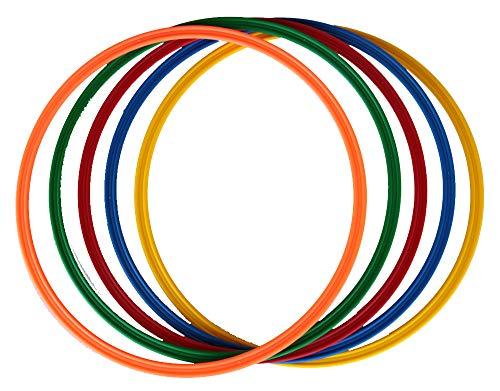 Boje Sport 5er Set Ringe/Reifen - 5 Farben - Ø ca. 50 cm