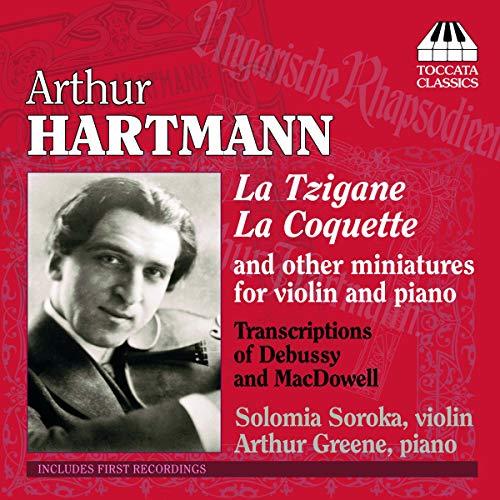 Hartmann Miniatures : La Tzigane / La Coquette