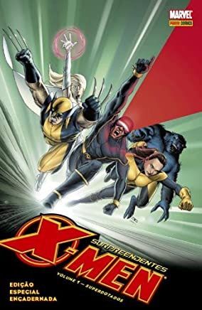 Os Surpreendentes X-Men: 01