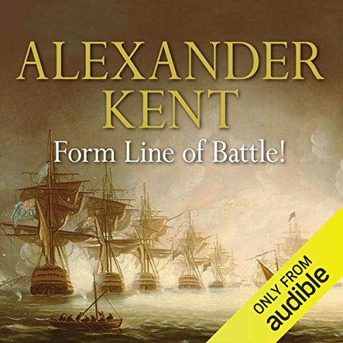 Form Line of Battle! audiobook cover art