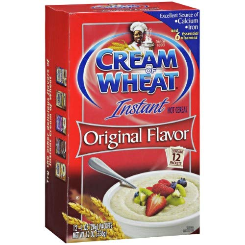 Cream of Wheat Instant Hot Cereal (Pack of 2)