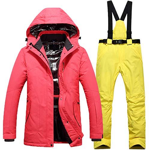 HXSKI Ski Suit Mannen Winter Winddicht Waterdichte Outdoor Sport Sneeuw Jassen en Broeken Warm Ski Apparatuur Snowboard Jas Sneeuw Kostuums Outdoor Wear f
