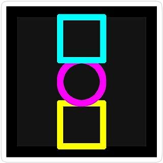 Vijk kor [I 3 Stickers (3 Pcs/Pack)
