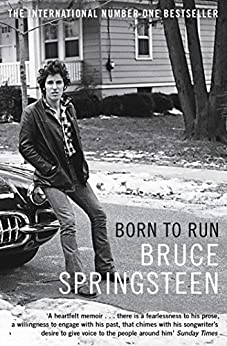 Born to Run by [Bruce Springsteen]