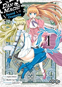 DanMachi - Sword Oratoria Edition simple Tome 1