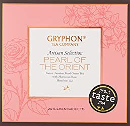 Gryphon Pearl Of The Orient Tea, 20 Count