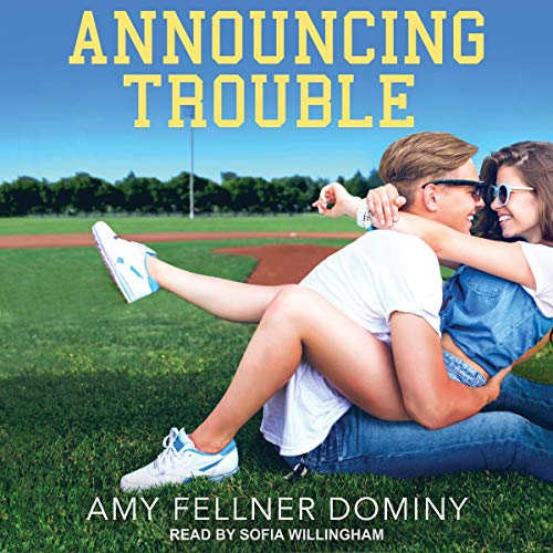 Announcing Trouble cover art