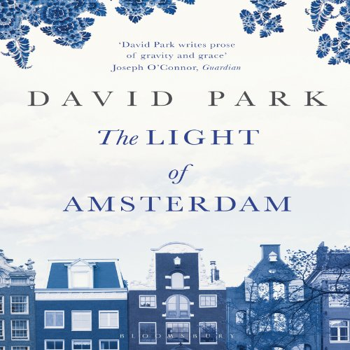 The Light of Amsterdam audiobook cover art