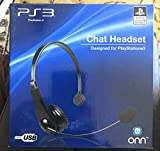 Sony USB Chat Headset - PlayStation 3