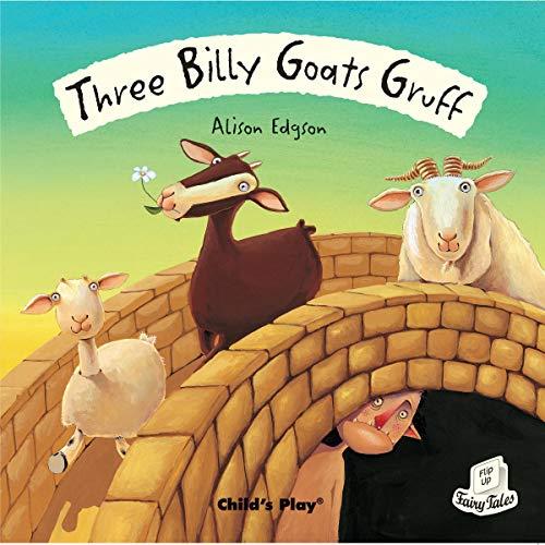 『Three Billy Goats Gruff』のカバーアート