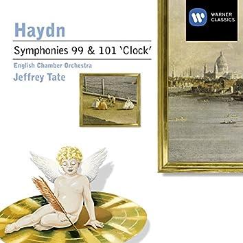 Haydn: Symphony Nos 99 & 101