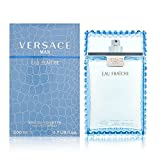 Versace 58650 - Agua de colonia, 200 ml