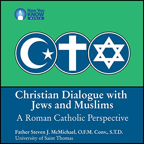 Christian Dialogue with Jews and Muslims copertina
