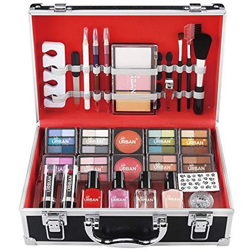 Love Urban Beauty - Divine Beauty French Manucure Coffret de maquillage 76 pièces -...