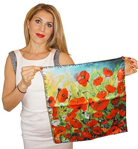 Helen Bellart - Fular - para mujer Multicolor multicolor Talla única