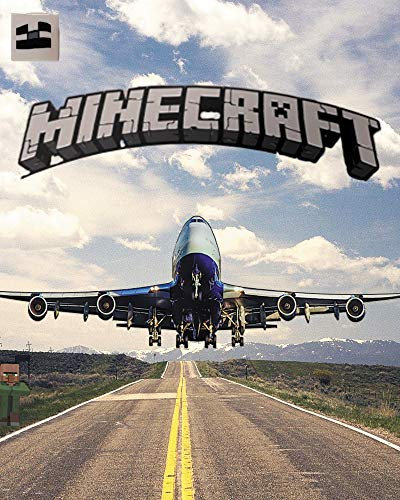 Minecraft : How to build a fighter plane on minecraft (E-minecraft Book 7) (English Edition)
