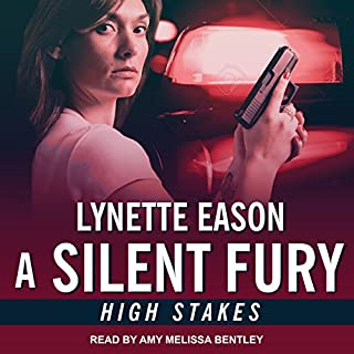 A Silent Fury     High Stakes, Book 2              Written by:                                                                                                                                 Lynette Eason                               Narrated by:                                                                                                                                 Amy Melissa Bentley                      Length: 5 hrs and 37 mins     Not rated yet     Overall 0.0