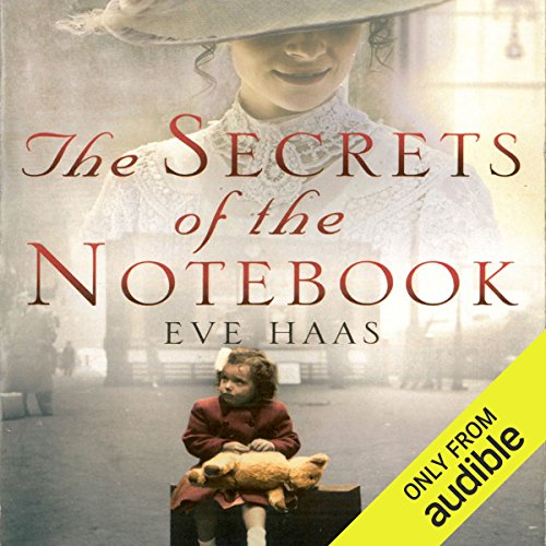 The Secrets of the Notebook audiobook cover art