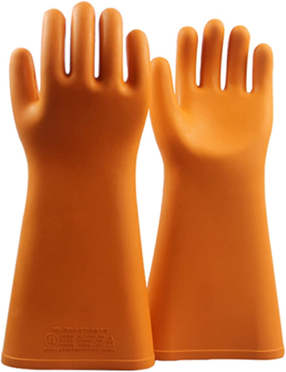 Over item handling ☆ High quality Safety Work Gloves 35KV Nsulated Rubber Electrician