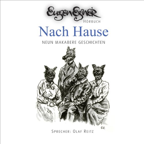 Nach Hause audiobook cover art