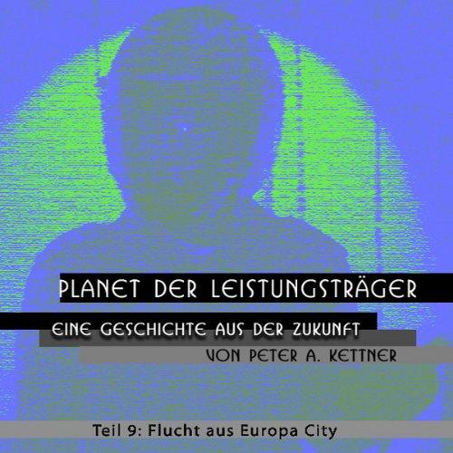 Flucht aus Europa City Titelbild