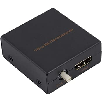 HDMI EDID Feeader EDID Manager Emulator Support 4K CEC, 1.4V HDMI Cable, (Up to 10M Distance)