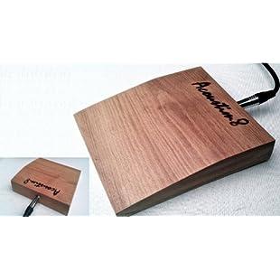 Stomp Box Guitar Drum - Acoustim8 Oak Wood StompBox; Series 100:Cartoonhd