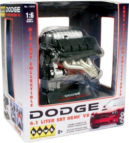 Hawk 1/6 scale Dodge Hemi 6.1 liter engine diecast replica